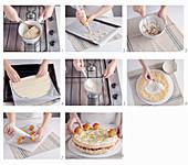How to make a savoury Saint Honoré cake