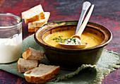 Mercimek Corbas (red lentil soup, Turkey)