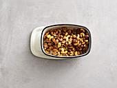 Curry-Honig-Nüsse (Low Carb)