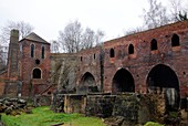 Blists Hill blast furnaces, Ironbridge, UK
