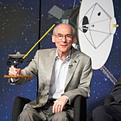 Edward Stone, Voyager project scientist
