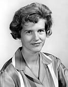 Maria von Braun, wife of Wernher von Braun