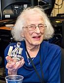 Nancy Grace Roman, US astronomer