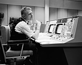 Gene Kranz, NASA Flight Director
