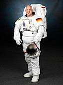 Alexander Gerst, German astronaut