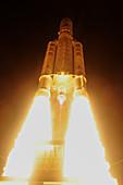 BepiColombo spacecraft launch, October 2018