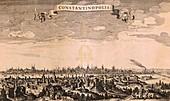 Constantinople, 17th century