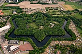 Park Fort van Merksem, Belgium