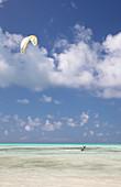 Kite surfing, Zanzibar