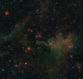 Cometary Globule CG 4
