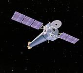 Chandra X-ray Observatory, illustration