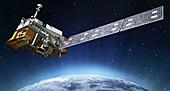 Joint Polar Satellite System-1, illustration