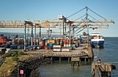 Port of Belfast, UK