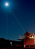 Laser Ranging Facility targets Lunar Reconnaissance Orbiter