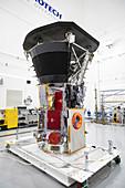 Parker Solar Probe preparations, July 2018