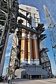 Parker Solar Probe launch preparations, August 2018