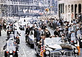Apollo 11 ticker tape parade, New York, August 1969