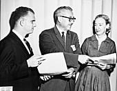 First COBOL computer programmers, 1960