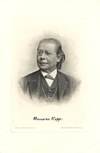 Hermann Franz Moritz Kopp, German chemist
