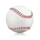 Baseball ball, illustration
