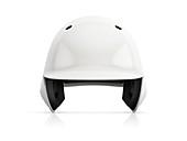 Baseball helmet, illustration