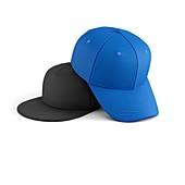 Baseball caps, illustration