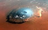 Olympus Mons, illustration