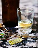 Keys to the wine cellar