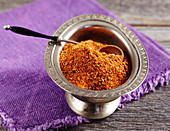 Homemade cajun rub (barbecue seasoning mix)