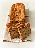 Nordic buckwheat crusty bread