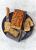Sourdough grain bread