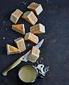 Baumkuchen-Spitzen