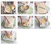 Gnocchi alla romana (durum wheat semolina disks, Italy)
