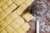 Lard pastry dough