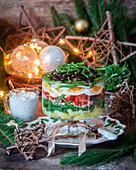Tuna (Nice) salad for Christmas