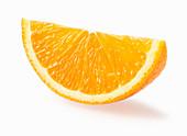 A orange slice
