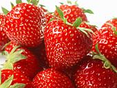 Strawberries (close up)
