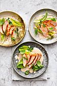 Pollo tonnato: chicken with tuna sauce
