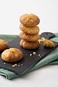 Melicotti di Pianezza (corn biscuits from Pianezza, Italy)