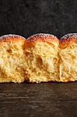 Buchteln (baked, sweet yeast dumplings)