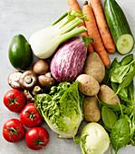 Alkaline foodstuffs