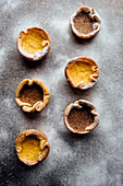 Pasteis De Nata (Portugese custard tarts)