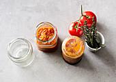 Mediterranean tomato sugo