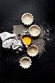 Gluten-free mushroom quiche