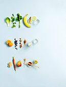 The perfect combinations for various smoothies