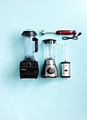 Various electrical devices for making smoothies