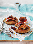 French Spiced Crumpets