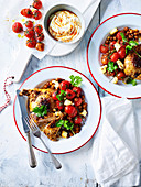 Paprika and Cumin Spiced Chicken
