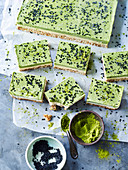 Matcha Mint Slice