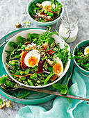 Zucchini and Asparagus Rice Salad